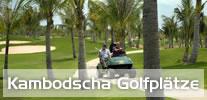 Kambodscha Golf Reisen