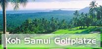 Koh Samui Golf Reisen