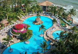 Hua-Hin-Hilton-Hua Hin – Golf, Strand und Shopping